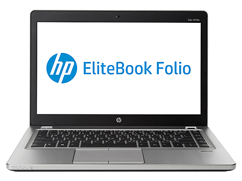 HP EliteBook Folio 9470m -ultrakannettava