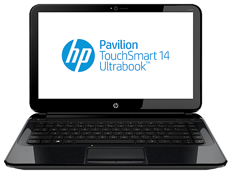 HP Pavilion TouchSmart 14-b100 Ultrabook