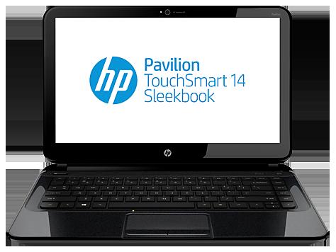 สลีกบุ๊ก HP Pavilion TouchSmart 14-b100