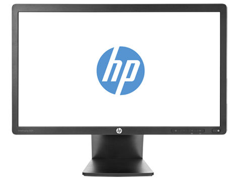 Monitor HP EliteDisplay E221 de 21,5 pulgadas con retroiluminación LED