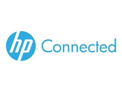Série HP Cloud Services Connected