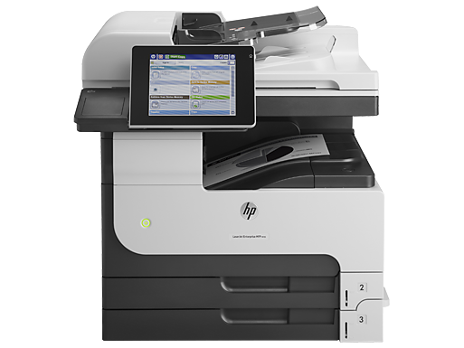 Driver HP LaserJet Enterprise MFP M725dn – Download & installing steps
