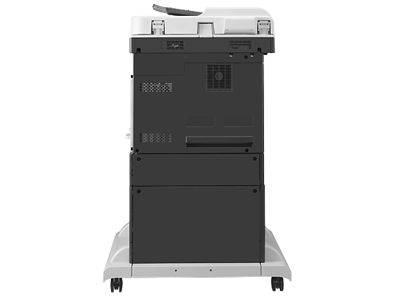 HP LaserJet Enterprise MFP M725f - Rear