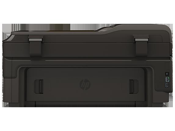HP OfficeJet 7612 Wide Format e-All-in-One - Rear