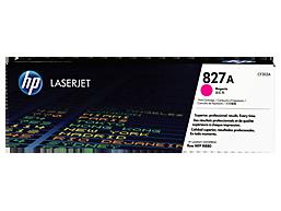 HP 827A Magenta Original LaserJet Toner Cartridge, CF303A