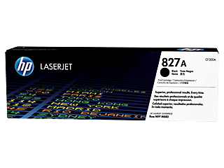 HP 827 Toner Cartridges