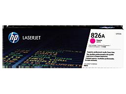 HP 826A Magenta Original LaserJet Toner Cartridge, CF313A