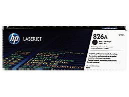 HP 826A Black Original LaserJet Toner Cartridge, CF310A
