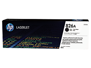 HP 826 Toner Cartridges
