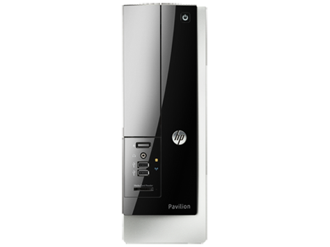 HP Pavilion Slimline 400-000 Desktop PC series