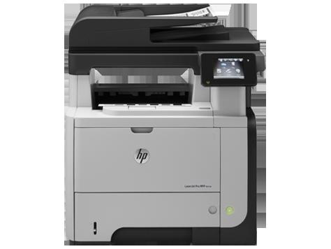 HP LaserJet Pro MFP M521 series