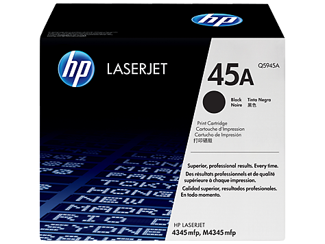 HP 45 LaserJet Toner Cartridges