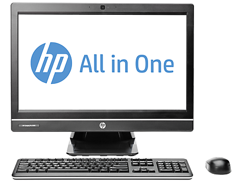 Serie PC desktop HP All-in-One Compaq Pro 6300