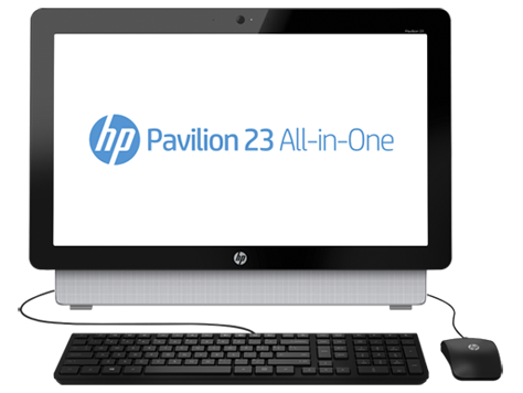PC Desktop HP Pavilion serie 23-a300 All-in-One