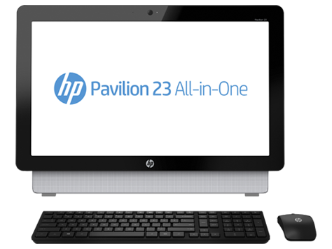 HP Pavilion 23-a000 All-in-One 桌面電腦系列