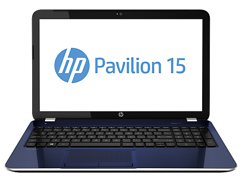 PC Notebook HP Pavilion serie 15-e100