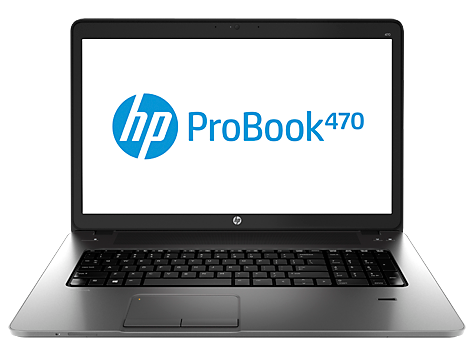 PC notebook HP ProBook 470 G0