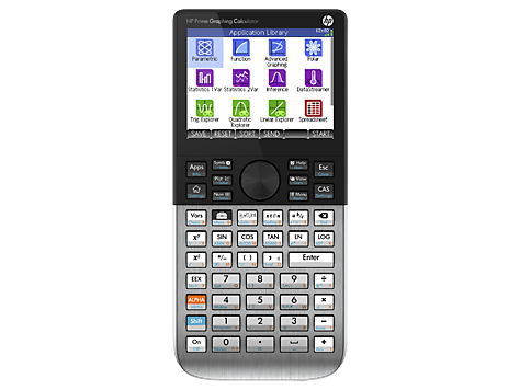 Calculadora Graphing HP Prime
