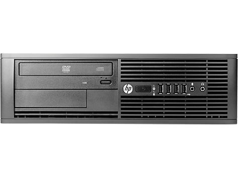 PC HP Compaq 4000 Pro con factor de forma reducido