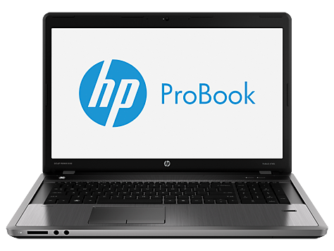 PC notebook HP ProBook 4740s