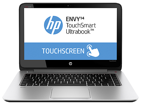 HP ENVY Ultrabook TouchSmart 14-k000