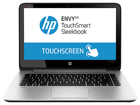 Notebook HP ENVY TouchSmart 14-k000 Sleekbook