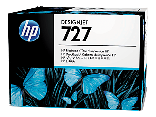 HP 727 Printheads