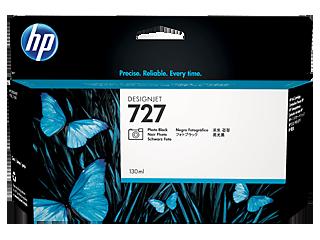 HP 727 Ink Cartridges