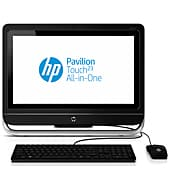 PC Desktop HP Pavilion TouchSmart serie 23-f300 All-in-One
