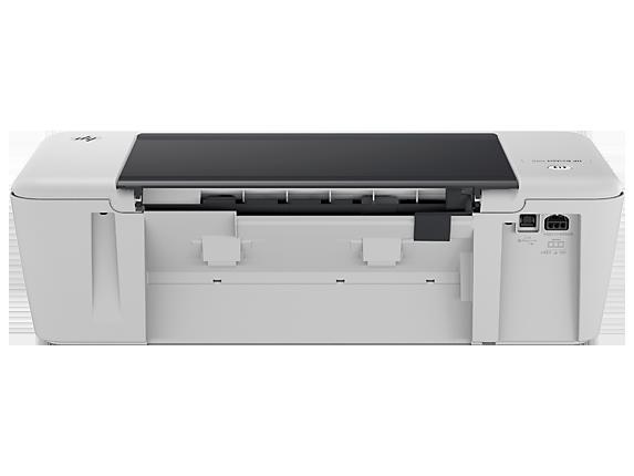 HP Deskjet 1010 Printer - Rear