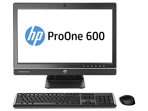 PC multifuncional HP ProOne 600 G1