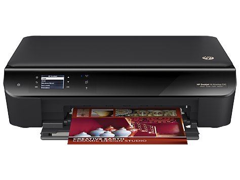 HP Deskjet Ink Advantage 3540 e-All-in-One Printer series