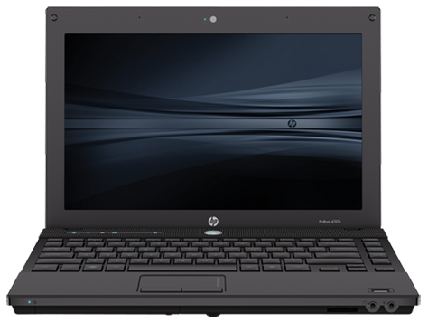 HP ProBook 4310s notebook pc'er