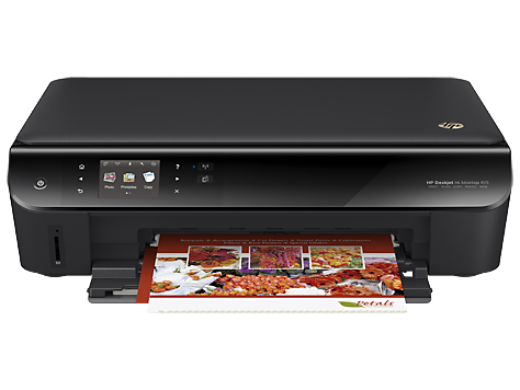 HP Deskjet Ink Advantage 4510 e-All-in-One Printer series