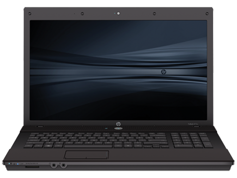 HP ProBook 4710s notebook pc'er