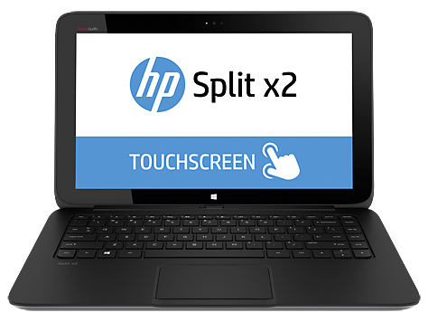 PC HP Split 13-m000 x2