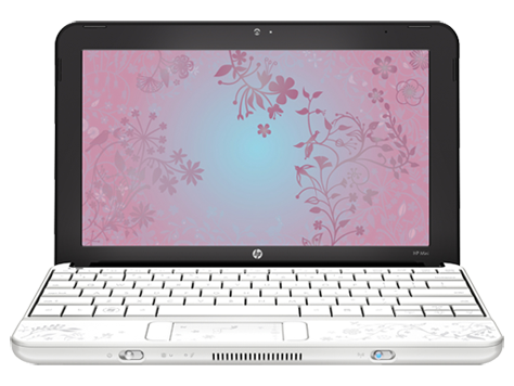 HP Mini 110-1100 série por Studio Tord Boontje PC