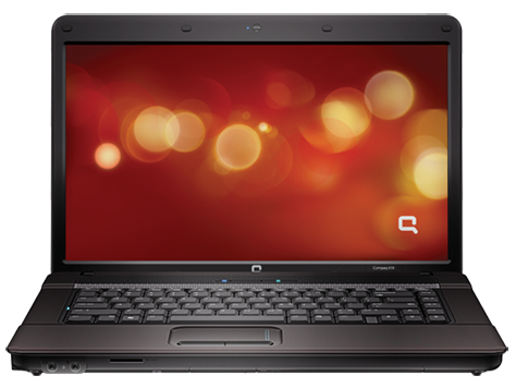 PC notebook Compaq 610