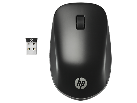 Mouse wireless ultra mobile HP