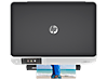 HP ENVY 5535 e-All-in-One Printer - Top view closed