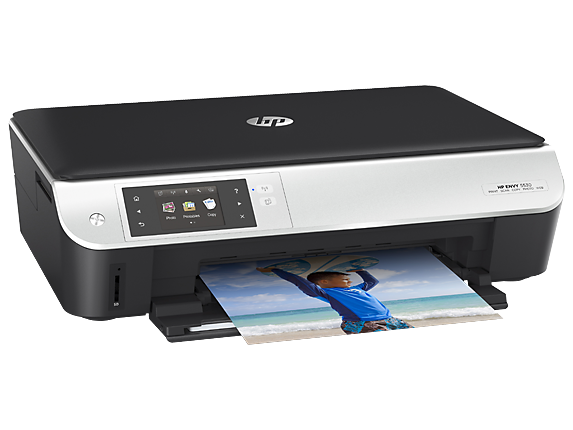 HP ENVY 5535 e-All-in-One Printer - Right