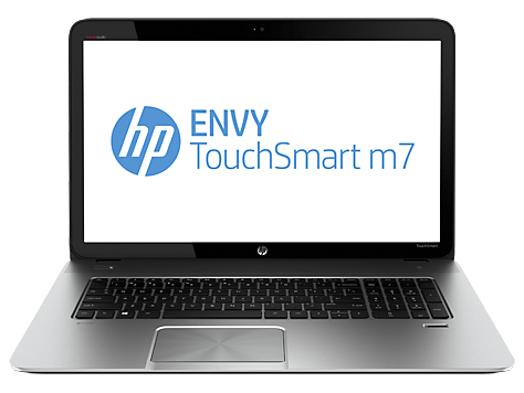 Gamme d'ordinateurs portables HP ENVY TouchSmart m7-j000
