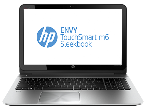 Sleekbook m6-k000HP ENVY TouchSmart