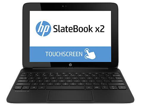 PC HP SlateBook 10-h000 x2