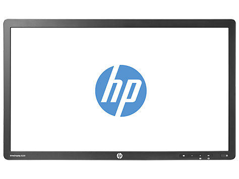 HP EliteDisplay E231 23 tommers bakbelyst LED-skjerm, Head Only