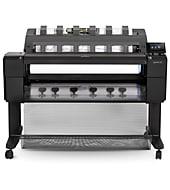 HP DesignJet T1500 Printer series