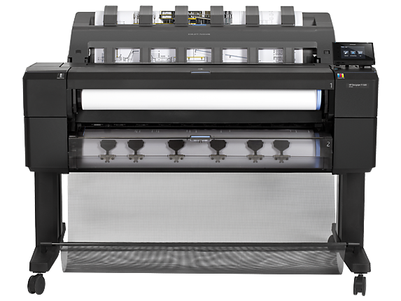 HP DesignJet T1500 36-in Printer