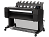 HP DesignJet T920 36-in Printer - Left