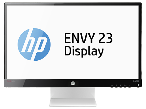 Hp Envy 23 23 Inch Ips Led Backlit Monitor With Beats Audio Hp
