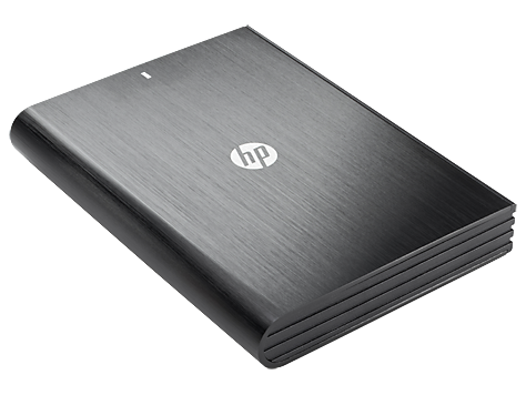 HP p2100 Series Portable Hard Drive